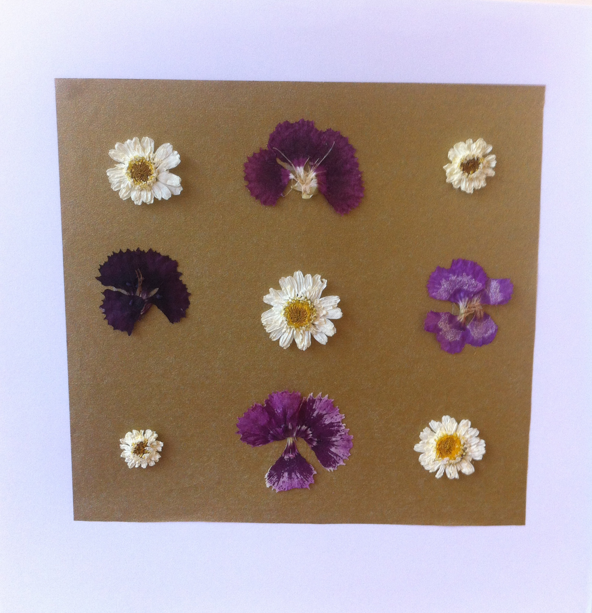 My tips for making your own greetings cards thinking hatt flower card 2 m4hsunfo