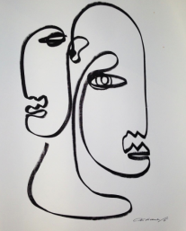 christiane spangsberg, 'shadow'