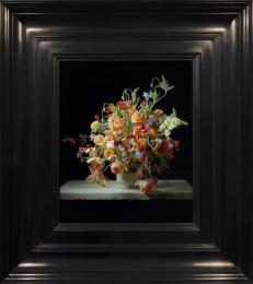 Rachel Ruysch (1664-1750) Flowers in a Vase, c.1685