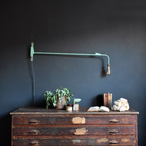 Rag and Bone Wall Lamp